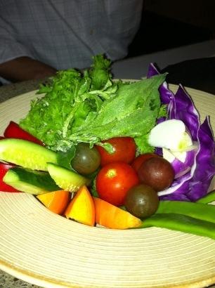 roppongi noen salad