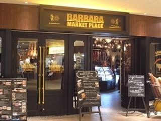 BARBARA market shop