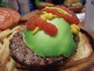 KUA AINA burger