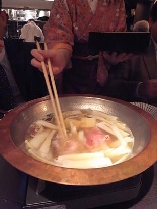 momokawa sukiyaki