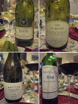 kodama wine party