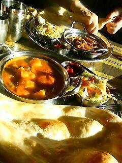 Pondy Bhavan curry