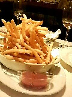 Le Nougat fremch potato