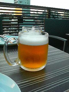 kagurazaka beer garden