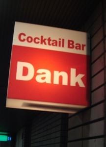 dank bar