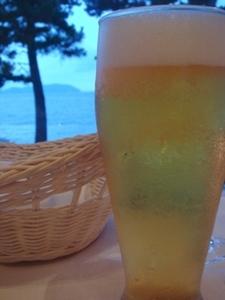 benesse house beer