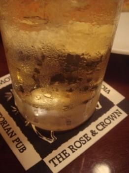 rose&crown highball