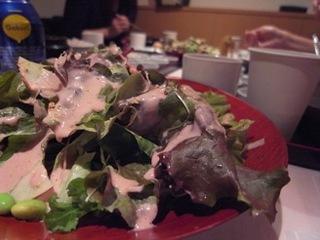 千の花 サラダ