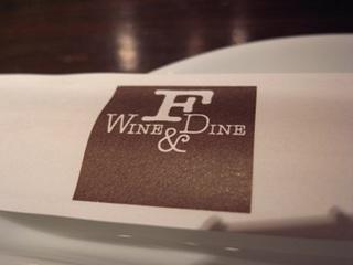 wine &dine F name