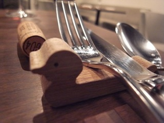 le caneton fork
