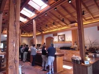 TURLEY WINE CELLARS room