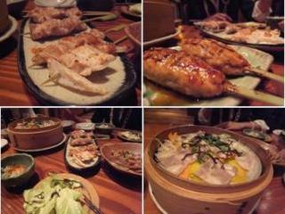 fukunohana food