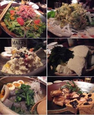 kinnokoma food