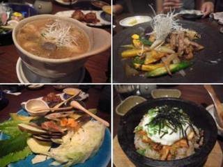rakuichirakuza food